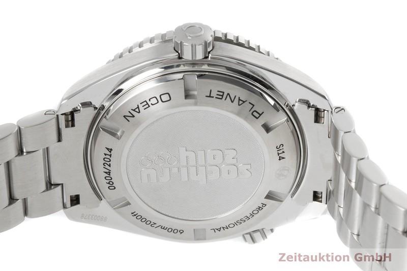 gebrauchte Luxusuhr Omega Seamaster Stahl Automatik Kal. 8500 Ref. 522.30.46.21.01.001 LIMITED EDITION | 2004164 _0