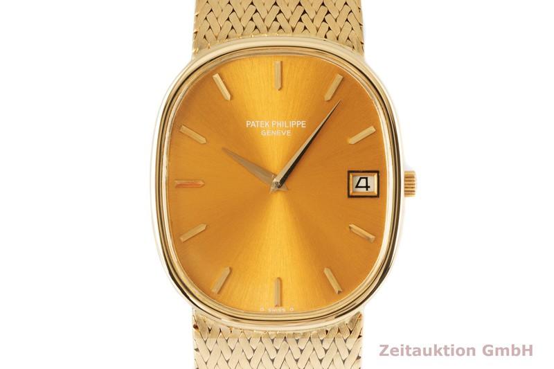 gebrauchte Luxusuhr Patek Philippe Ellipse 18k Gold Automatik Kal. 28-255C Ref. 3605/1  | 2004174 _0