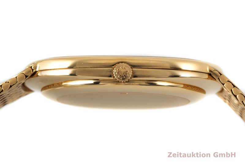 gebrauchte Luxusuhr Patek Philippe Ellipse 18k Gold Automatik Kal. 28-255C Ref. 3605/1    2004174 _0