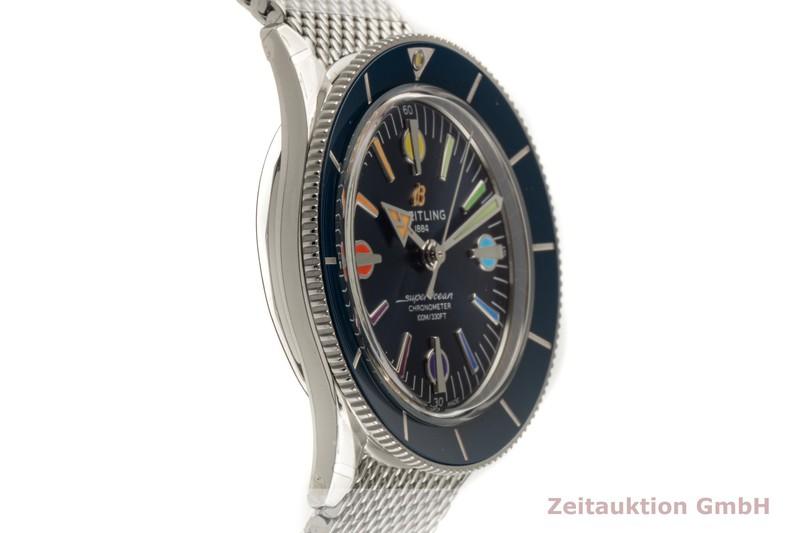 gebrauchte Luxusuhr Breitling Superocean Stahl Automatik Ref. A10370 LIMITED EDITION | 2004177 _0