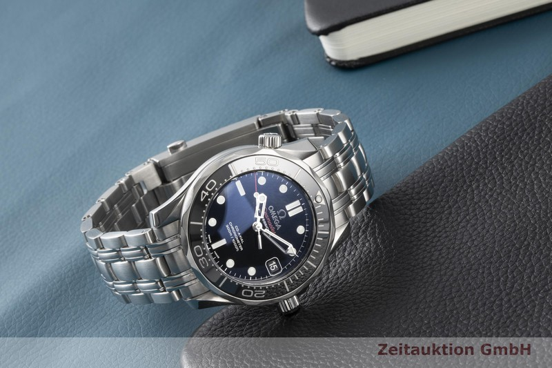 gebrauchte Luxusuhr Omega Seamaster Stahl Automatik Kal. 2500 Ref. 212.30.36.20.01.002, 168.1512    2004180 _1