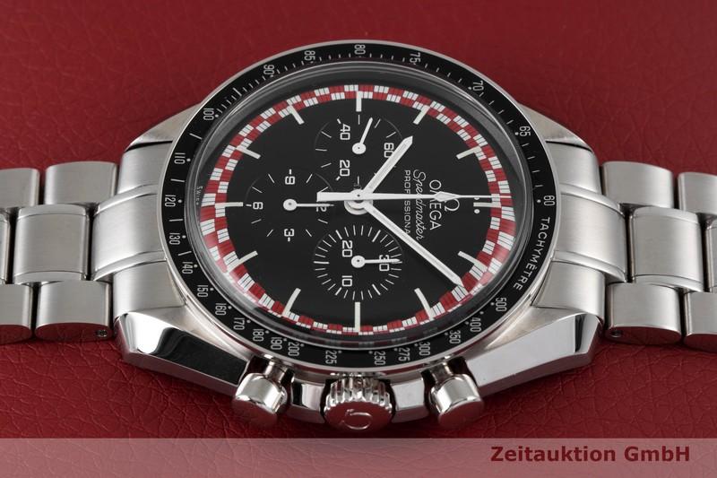 gebrauchte Luxusuhr Omega Speedmaster Chronograph Stahl Handaufzug Kal. 1861 Ref. 145.0051  | 2004186 _0