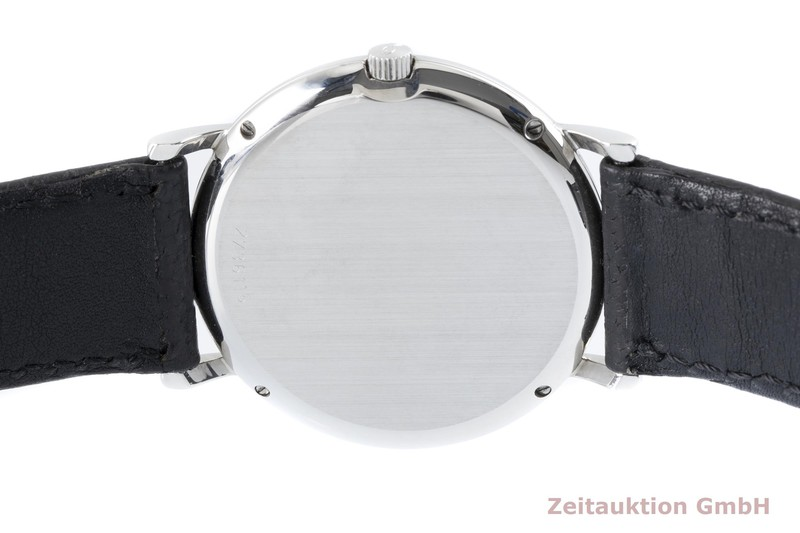gebrauchte Luxusuhr IWC Portofino Stahl Quarz Kal. 2210.5, ETA 255.441 Ref. 3331  | 2004187 _0