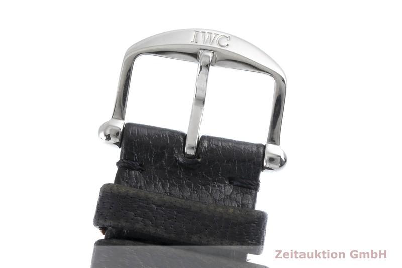 gebrauchte Luxusuhr IWC Portofino Stahl Quarz Kal. 2210.5, ETA 255.441 Ref. 3331  | 2004187 _1