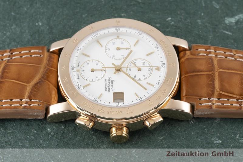 gebrauchte Luxusuhr Girard Perregaux 7000 Chronograph 18k Rotgold Automatik Kal. 800-814 Ref. 7000GBM  | 2004201 _0