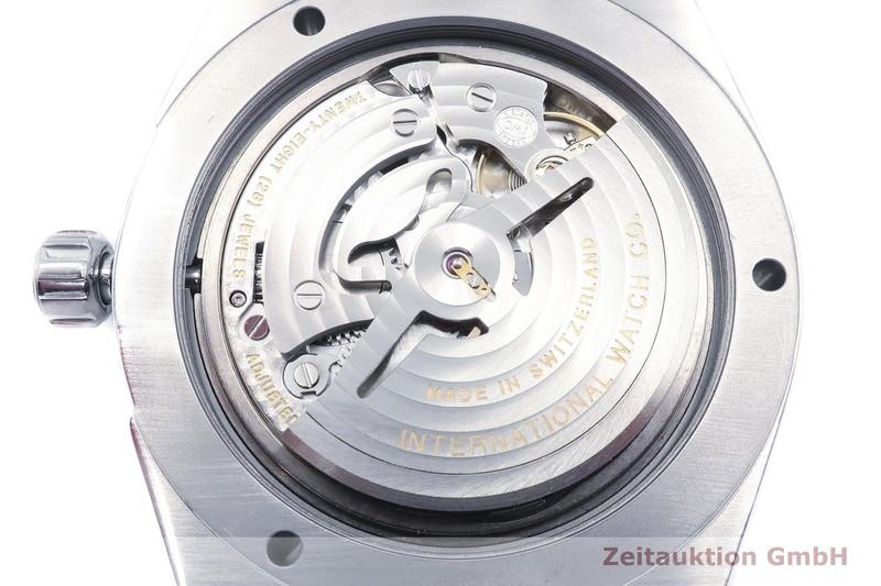 gebrauchte Luxusuhr IWC Ingenieur Stahl Automatik Kal. C.80111 Ref. 3234 LIMITED EDITION | 2004202 _0