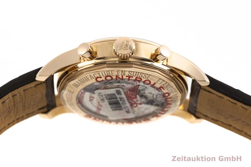 gebrauchte Luxusuhr Breitling Transocean Chronograph 18k Rotgold Automatik Kal. B01 Ref. RB0152  | 2004203 _0