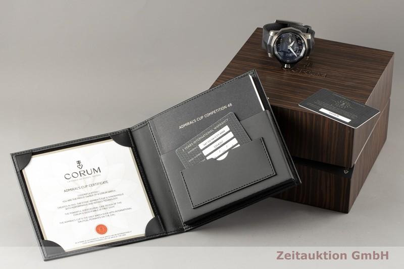 gebrauchte Luxusuhr Corum Admirals Cup Titan Automatik Ref. 01.0068 LIMITED EDITION | 2004211 _0