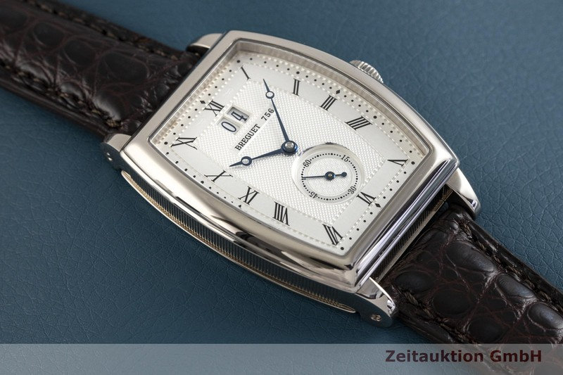 gebrauchte Luxusuhr Breguet Heritage  18k Weissgold Automatik Kal. 516GG Ref. 5480  | 2004237 _1