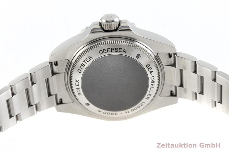 gebrauchte Luxusuhr Rolex Sea Dweller Stahl Automatik Kal. 3135 Ref. 116660  | 2004241 _0