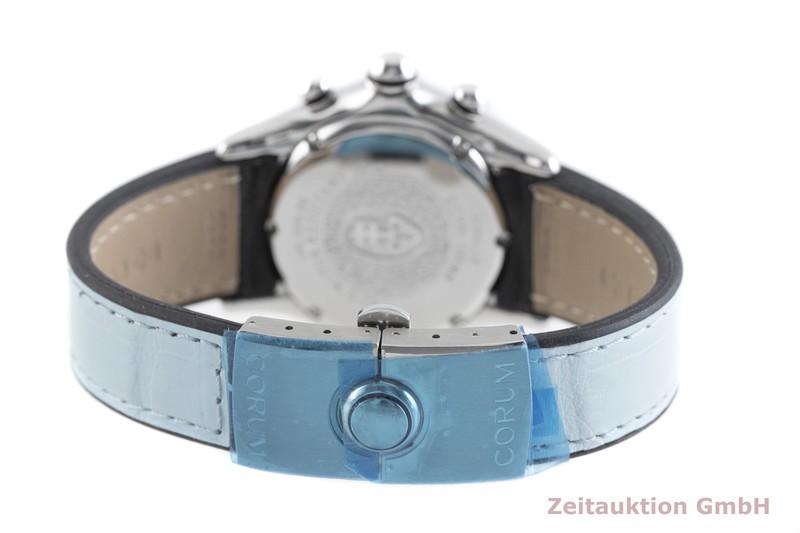gebrauchte Luxusuhr Corum Bubble Chronograph Stahl Quarz Ref. 196.250.20  | 2004282 _0