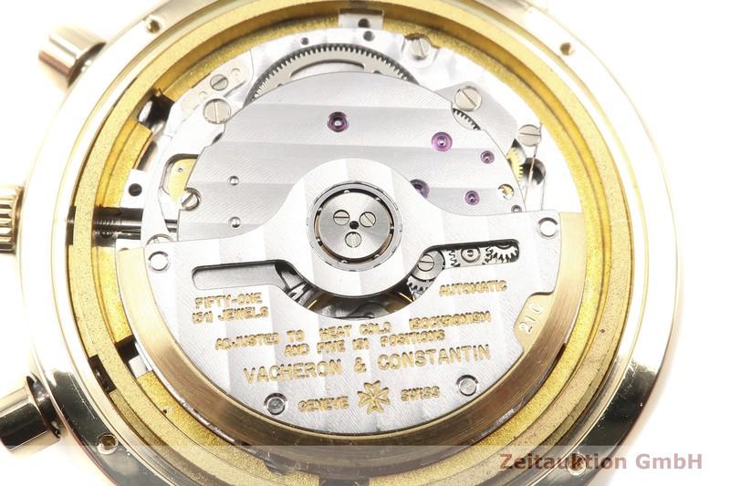 gebrauchte Luxusuhr Vacheron & Constantin Historiques Chronograph 18k Gold Automatik Kal. 1126 Ref. 47001  | 2004285 _0