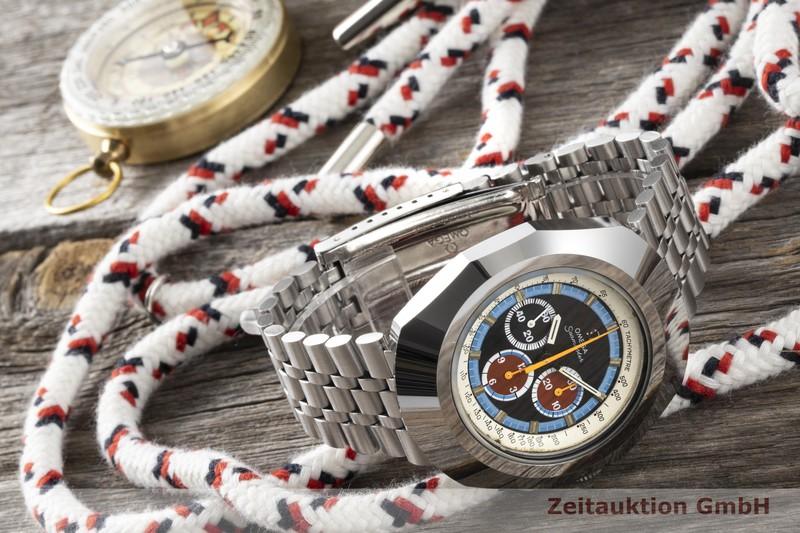 gebrauchte Luxusuhr Omega Seamaster Chronograph Stahl Handaufzug Kal. 861 Ref. 145.023 VINTAGE  | 2004286 _1
