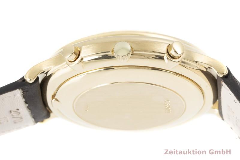 gebrauchte Luxusuhr Audemars Piguet Huitieme Chronograph 18k Gold Automatik Kal. 2126 Ref. C83021  | 2004315 _1
