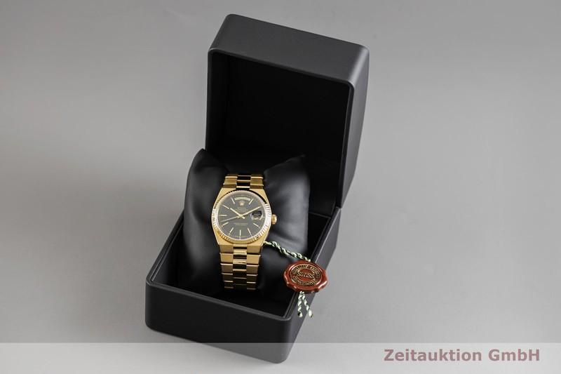 gebrauchte Luxusuhr Rolex Day-Date 18k Gold Quarz Kal. 5055 Ref. 19018  | 2004328 _0
