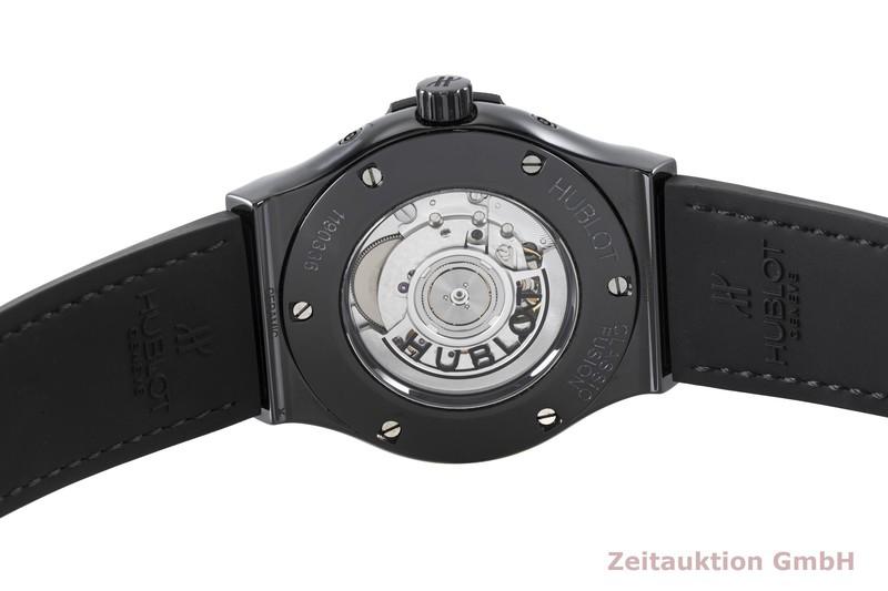 gebrauchte Luxusuhr Hublot Classic Fusion Keramik / Titan Automatik Kal. Sellita SW 300-1 Ref. 517.CX.0170.LR  | 2004333 _0