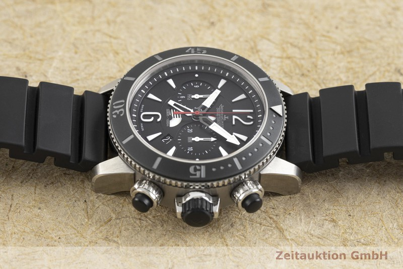 gebrauchte Luxusuhr Jaeger LeCoultre Master Compressor Chronograph Stahl Automatik Kal. 757 Ref. 159.T.C7 LIMITED EDITION | 2004345 _0