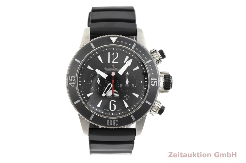 gebrauchte Luxusuhr Jaeger LeCoultre Master Compressor Chronograph Stahl Automatik Kal. 757 Ref. 159.T.C7 LIMITED EDITION | 2004345 _1