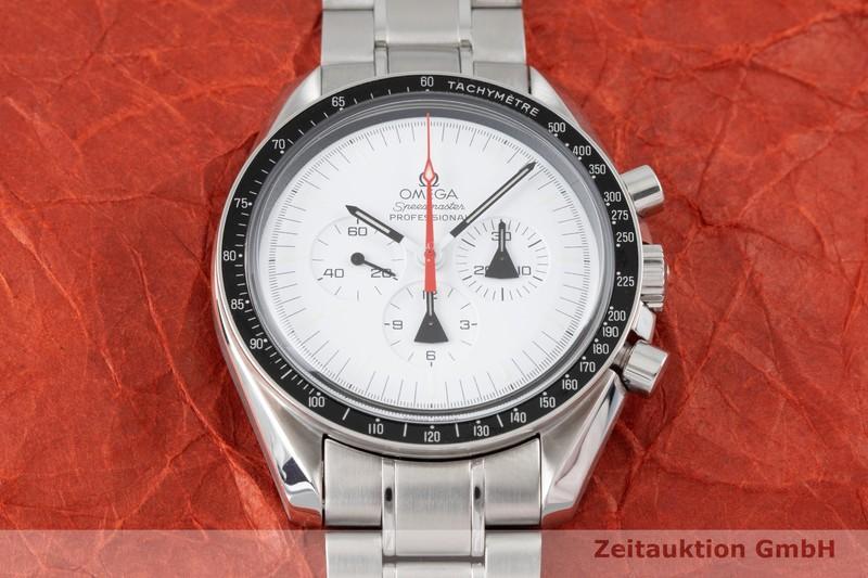 gebrauchte Luxusuhr Omega Speedmaster Moonwatch Chronograph Stahl Handaufzug Kal. 1861 Ref. 311.32.42.30.04.001, 145.0302 LIMITED EDITION | 2004359 _1