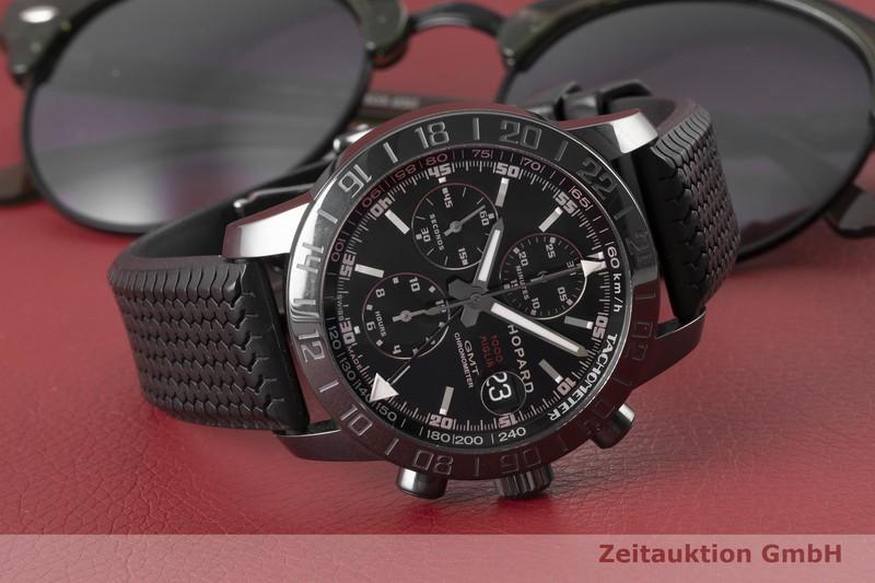 gebrauchte Luxusuhr Chopard 1000 Miglia Chronograph Stahl Automatik Kal. ETA 7754 Ref. 8992 LIMITED EDITION | 2004363 _1