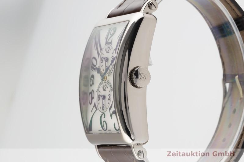gebrauchte Luxusuhr Franck Muller Long Island 18k Weissgold Automatik Kal. 2800MB, ETA 2892-A2 Ref. 1200MB  | 2004368 _0