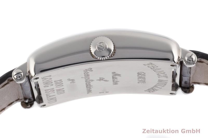 gebrauchte Luxusuhr Franck Muller Long Island 18k Weissgold Automatik Kal. 2800MB, ETA 2892-A2 Ref. 1200MB  | 2004368 _1