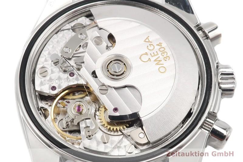 gebrauchte Luxusuhr Omega Speedmaster Chronograph Stahl Automatik Kal. 3304 Ref. 278.0091  | 2004373 _0