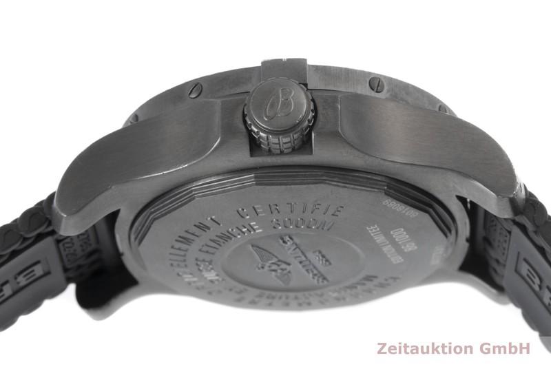 gebrauchte Luxusuhr Breitling Avenger Seawolf Stahl Automatik Kal. B17, ETA 2824-2 Ref. M17331 LIMITED EDITION | 2004398 _0