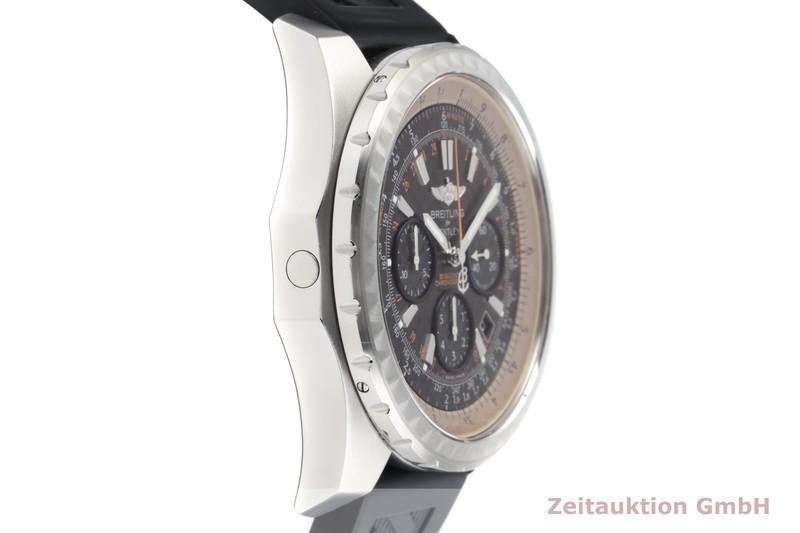 gebrauchte Luxusuhr Breitling Bentley Chronograph Stahl Automatik Kal. B25, ETA 2892-A2 Ref. A25365 LIMITED EDITION | 2004401 _0