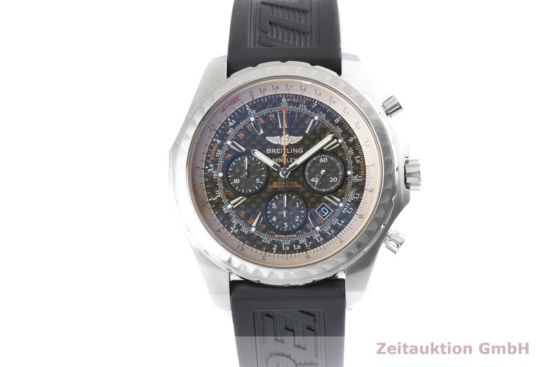 gebrauchte Luxusuhr Breitling Bentley Chronograph Stahl Automatik Kal. B25, ETA 2892-A2 Ref. A25365 LIMITED EDITION | 2004401 _1