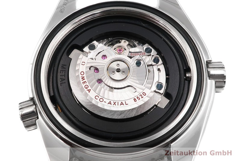 gebrauchte Luxusuhr Omega Seamaster Keramik / Stahl Automatik Kal. 8520 Ref. 522.33.38.20.04.001, 568.1602 LIMITED EDITION | 2004402 _0