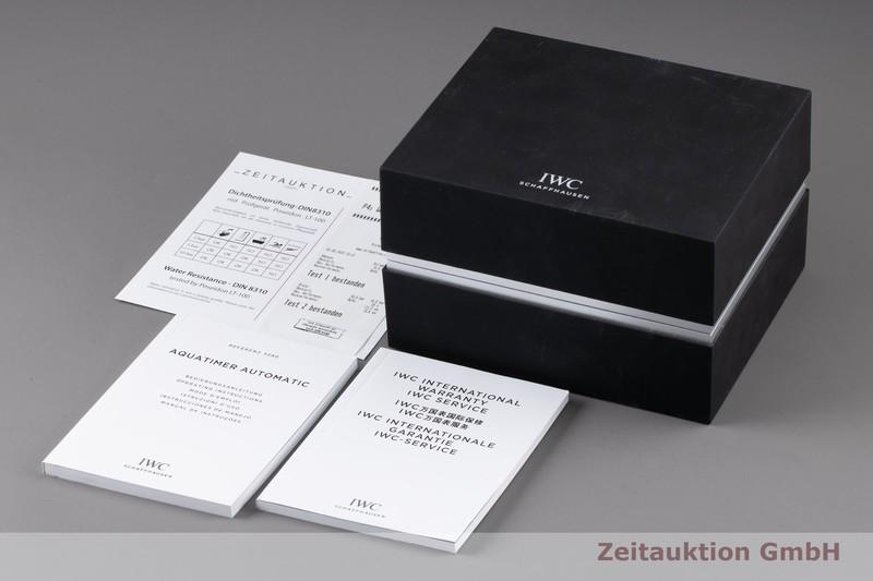 gebrauchte Luxusuhr IWC Aquatimer Stahl Automatik Kal. C.30120 Ref. 3290    2004428 _0