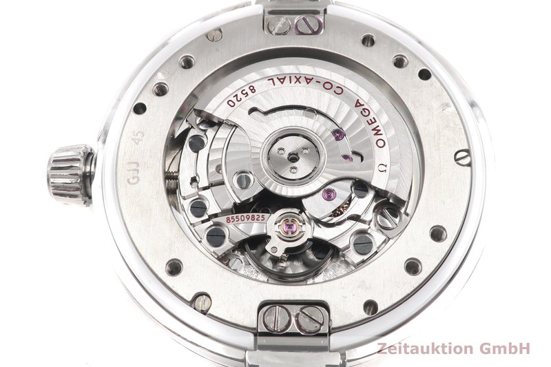 gebrauchte Luxusuhr Omega Ladymatic Stahl Automatik Kal. 8520 Ref. 425.30.34.20.55.001, 768.1714  | 2004440 _1