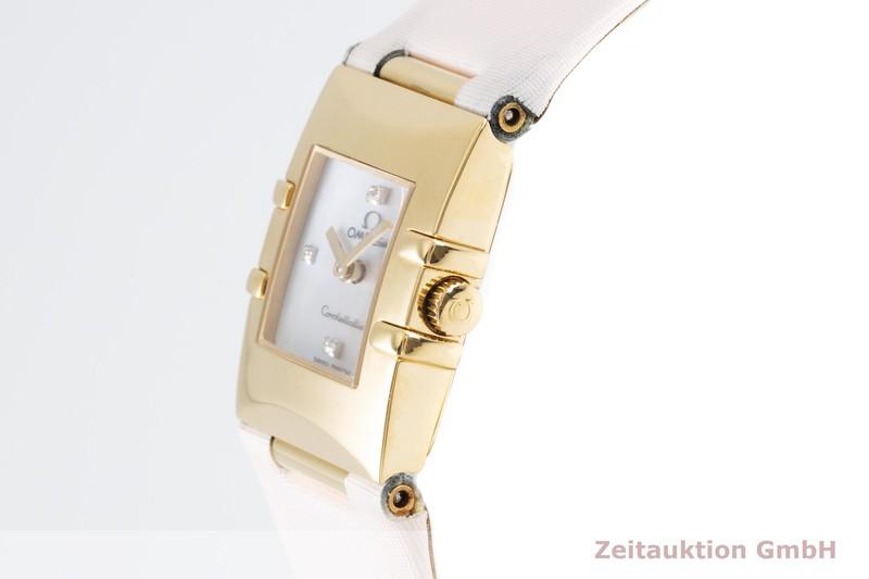 gebrauchte Luxusuhr Omega Constellation 18k Gold Quarz Kal. 1376 Ref. 795.1233  | 2004463 _0