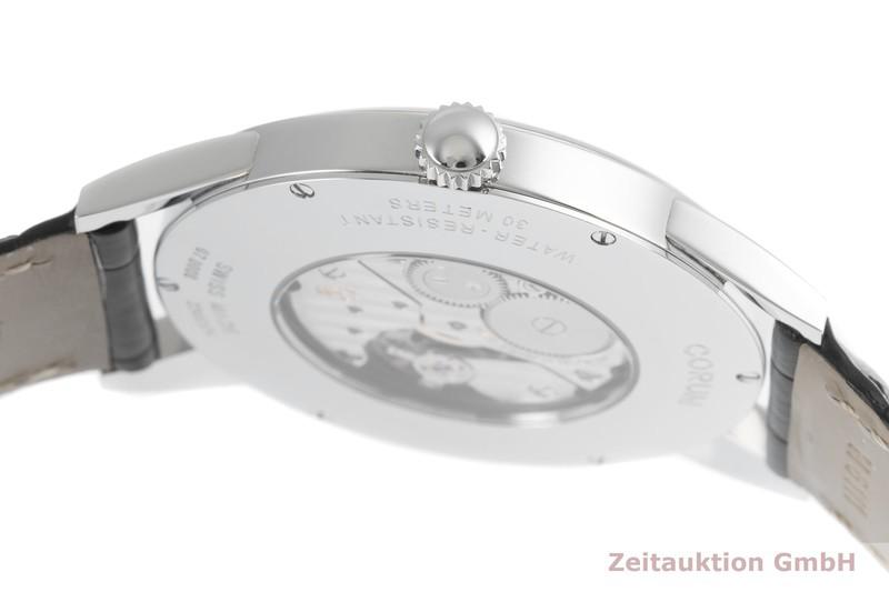 gebrauchte Luxusuhr Corum Lira 1 Cornucopia Stahl Handaufzug Kal. ETA 7001 Ref. 07.0008 LIMITED EDITION | 2004528 _0