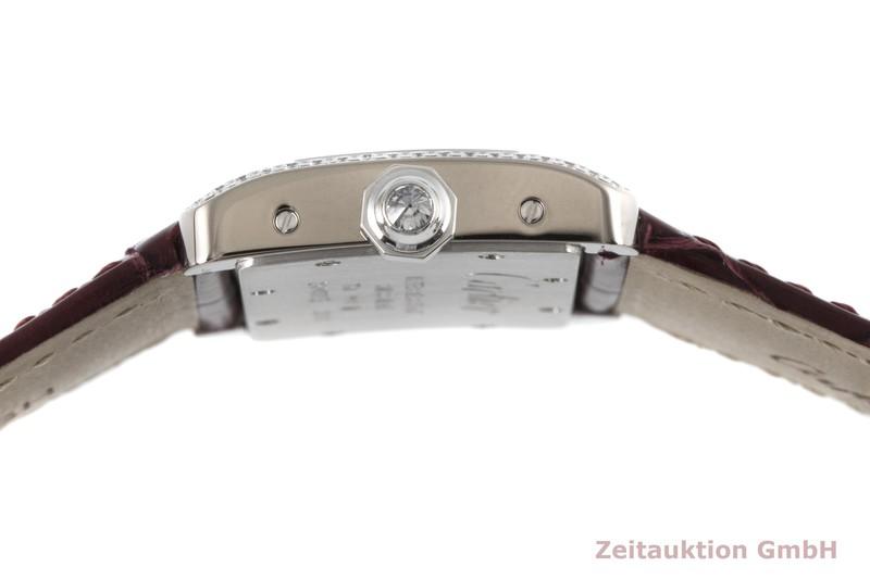 gebrauchte Luxusuhr Cartier Tank Divan 18k Weissgold Quarz Kal. 157 Ref. 2613  | 2004552 _0