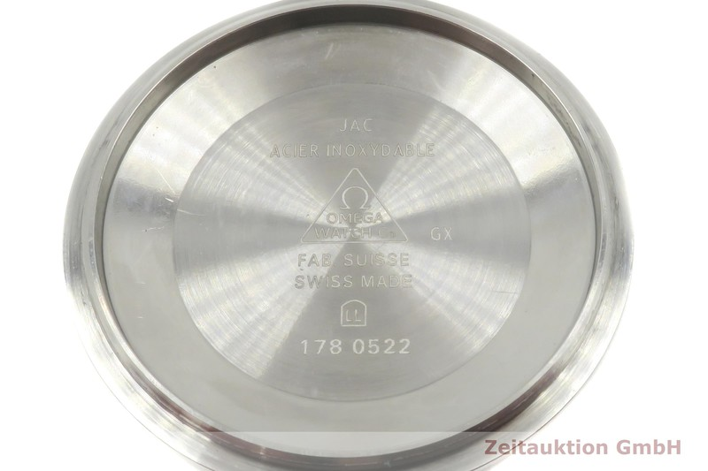 gebrauchte Luxusuhr Omega Seamaster Chronograph Stahl Automatik Kal. 1164B Ref. 178.0522    2004554 _1