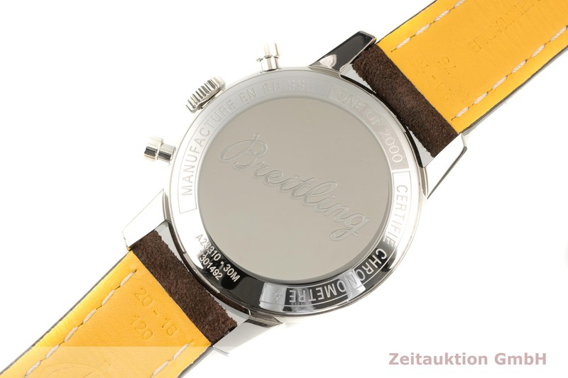 gebrauchte Luxusuhr Breitling Top Time Chronograph Stahl Automatik Kal. B23 Ref. A23310 LIMITED EDITION | 2004559 _1