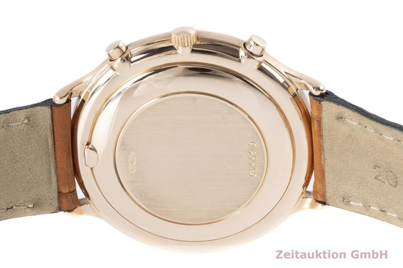 gebrauchte Luxusuhr Audemars Piguet Huitieme Chronograph 18k Rotgold Automatik Kal. 2126    2004560 _0