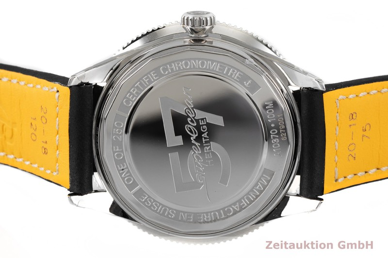 gebrauchte Luxusuhr Breitling Superocean Stahl Automatik Ref. A10370 LIMITED EDITION | 2004568 _0