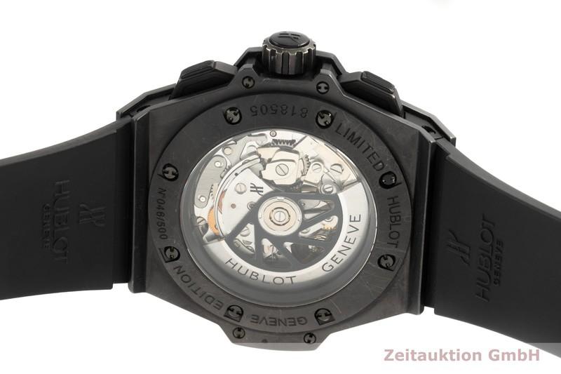 gebrauchte Luxusuhr Hublot King Power Chronograph Keramik / Titan Automatik LIMITED EDITION   2004578 _1
