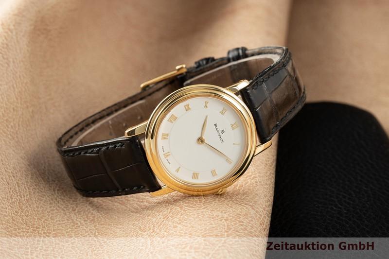 gebrauchte Luxusuhr Blancpain Villeret 18k Gold Handaufzug Kal. 21  | 2004620 _0