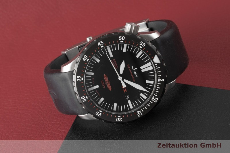 gebrauchte Luxusuhr Sinn UX EZM 2B Stahl Quarz Ref. UX EZM 2B  | 2004631 _1