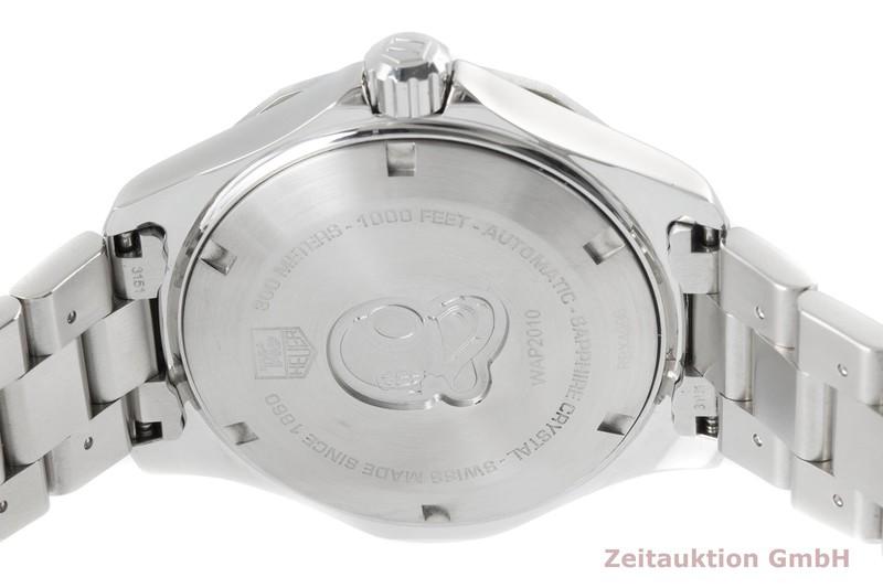 gebrauchte Luxusuhr Tag Heuer Aquaracer Stahl Automatik Kal. 5, SW200-1 Ref. WAP2010    2004675 _0