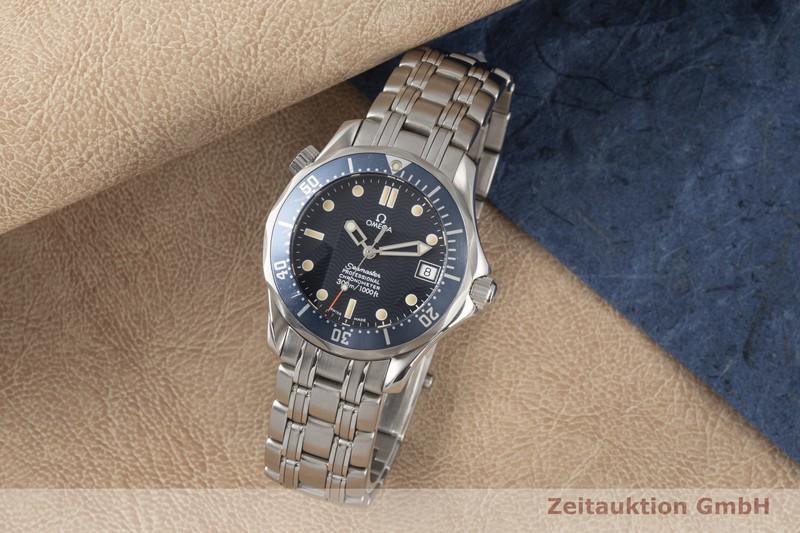 gebrauchte Luxusuhr Omega Seamaster Stahl Automatik Kal. 1109 Ref. 168.1502, 368.1502  | 2004677 _0