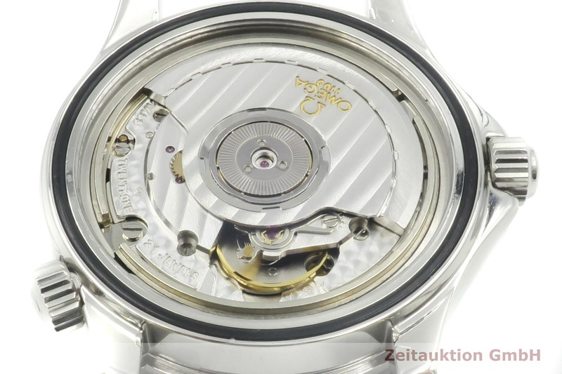 gebrauchte Luxusuhr Omega Seamaster Stahl Automatik Kal. 1109 Ref. 168.1502, 368.1502  | 2004677 _1