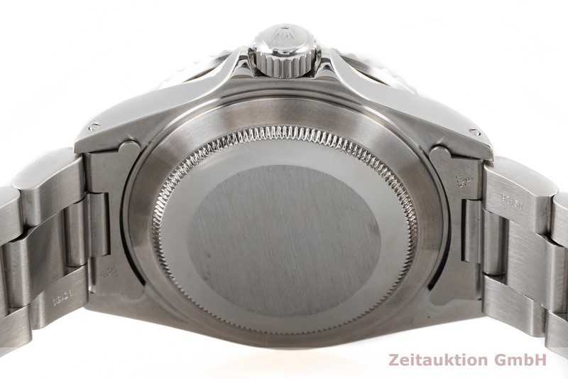 gebrauchte Luxusuhr Rolex Submariner Stahl Automatik Kal. 3135 Ref. 16610  | 2004684 _0