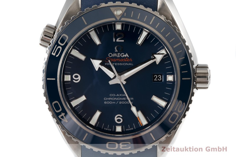 gebrauchte Luxusuhr Omega Seamaster Titan Automatik Kal. 8500 Ref. 232.92.46.21.03.001  | 2004741 _0