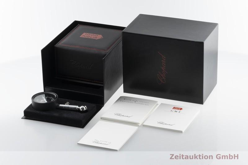 gebrauchte Luxusuhr Chopard Mille Miglia Chronograph 18k Gold Automatik Kal. ETA 7754 Ref. 161267-5001  | 2004742 _0