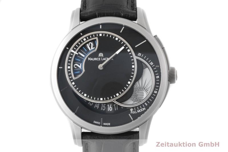 gebrauchte Luxusuhr Maurice Lacroix Pontos Titan Automatik Kal. ML122, SW200-1 Ref. PT6218 LIMITED EDITION   2004760 _0